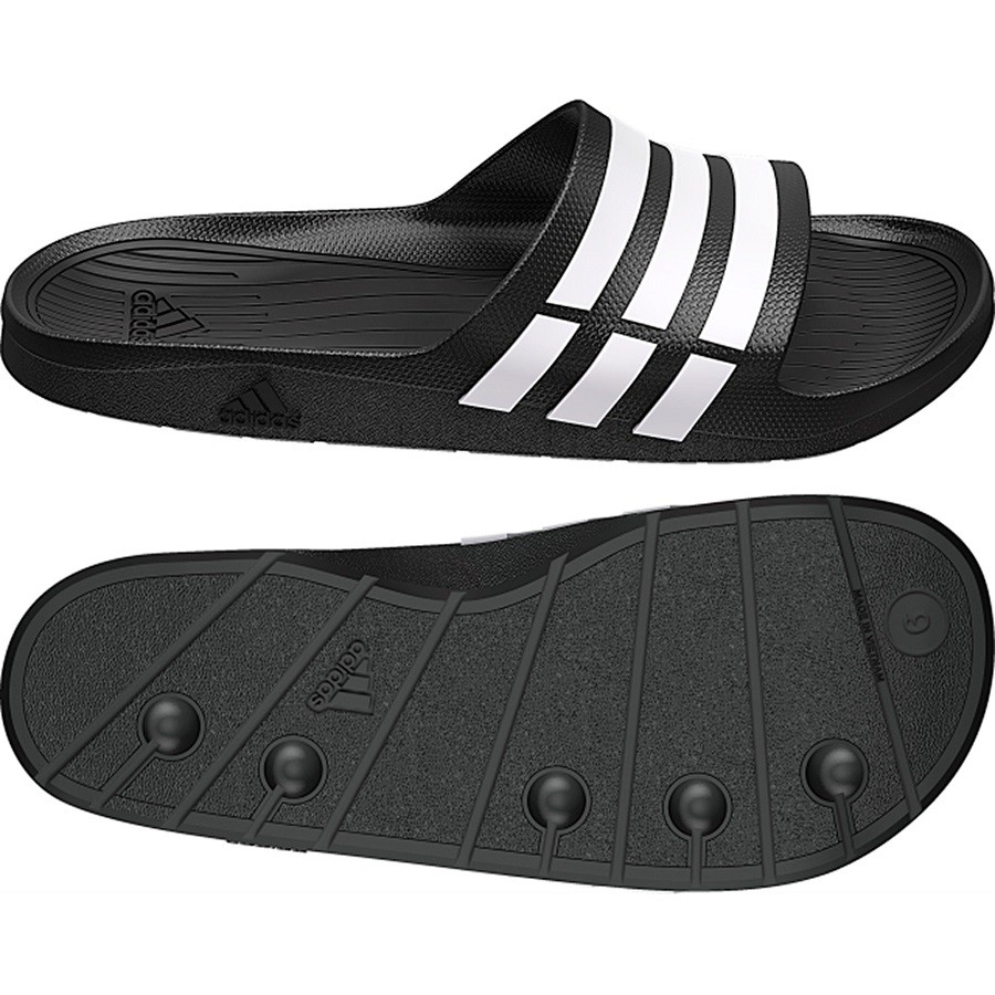 adidas duramo slipper adilette badeschuhe badelatschen. Black Bedroom Furniture Sets. Home Design Ideas