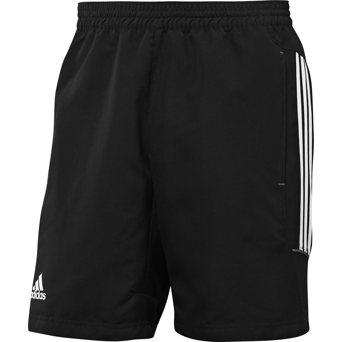 adidas m nner t12 woven short herren kurze hose jogging fitness fu ball schwarz ebay. Black Bedroom Furniture Sets. Home Design Ideas