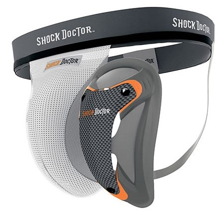 Shock Doctor Ultra Supporter mit Ultra Carbon Flex Cup