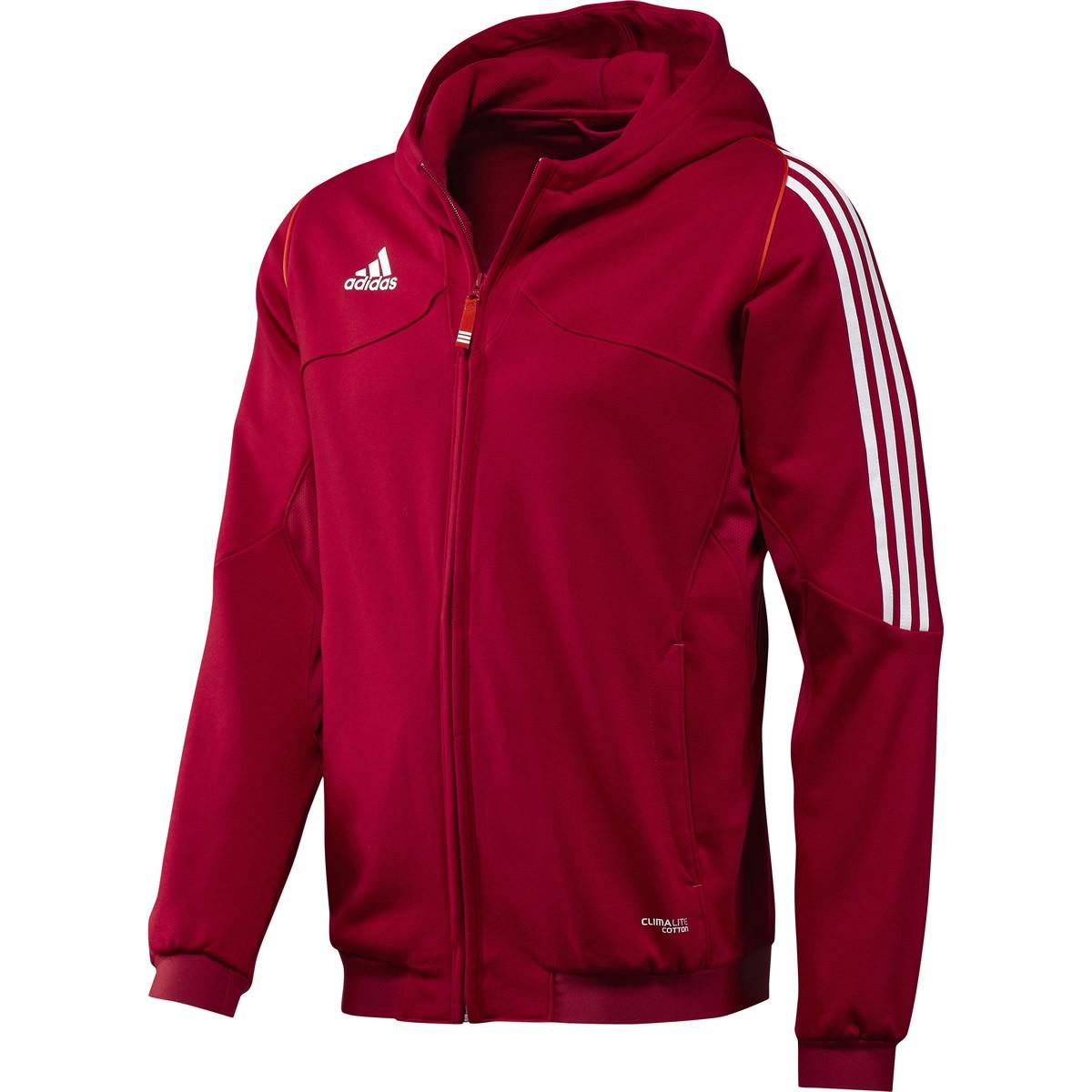 adidas m nner t12 team hoodie hoody herren kapuzenpullover. Black Bedroom Furniture Sets. Home Design Ideas