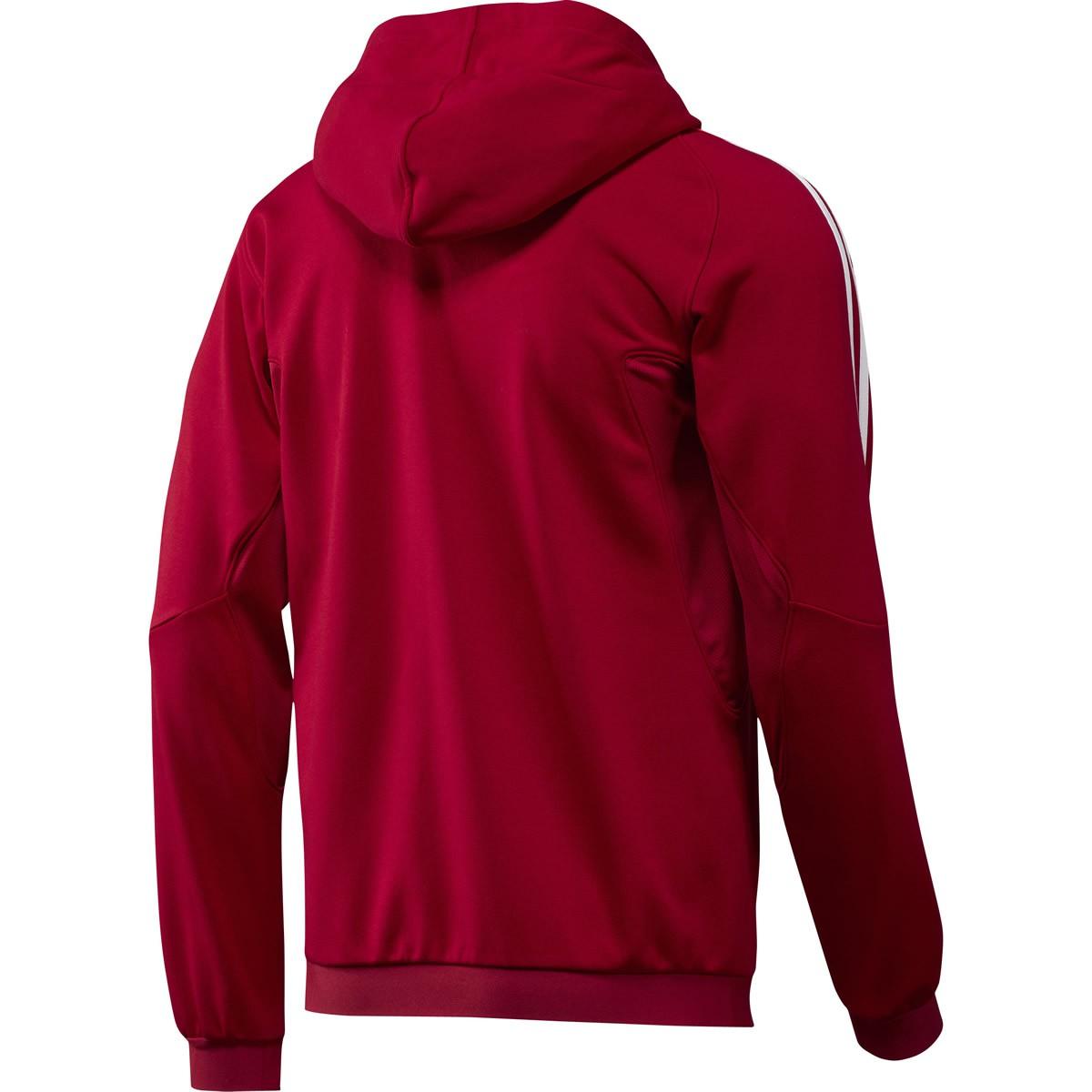 adidas m nner t12 team hoodie 65 90 55 90 inkl mwst hersteller adidas. Black Bedroom Furniture Sets. Home Design Ideas