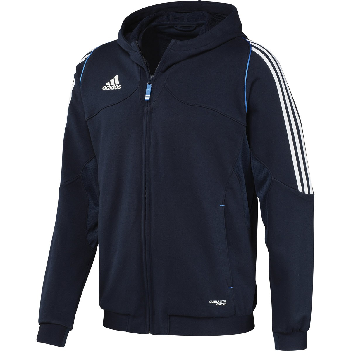 adidas m nner t12 team hoodie hoody herren kapuzenpullover. Black Bedroom Furniture Sets. Home Design Ideas